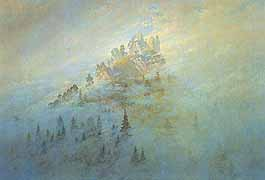 Artdreamguide: Caspar David Friedrich. Opere di Caspar David