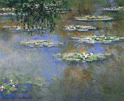 Monet - pittura - arte - dipinti