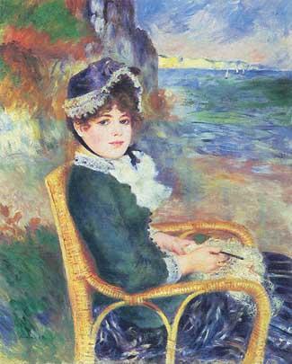 Beautiful Renoir Sulla Terrazza Gallery - Monarquiahispanica.com ...